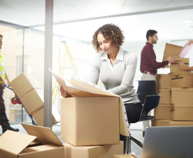 Tips For Stress-Free Office Removals